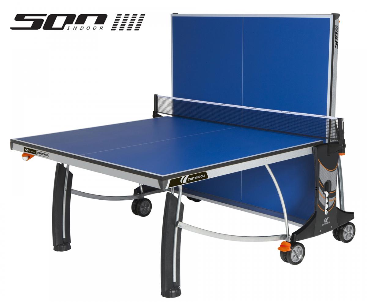Теннисный стол Cornilleau 500 Performance Indoor (для дома)