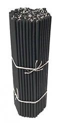 Свечи восковые магические 1 кг(69 шт) черные