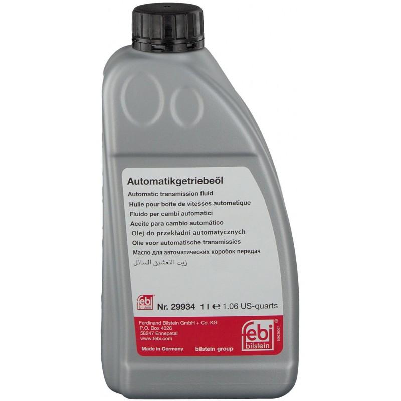 Трансмиссионное масло FEBI ATF D-II (29934) 1л