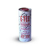 Трансмиссионное масло E-TEC (metal) ATF III G 1л