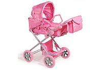 Коляска для кукол Melogo (Metr+) 9333 Розовый