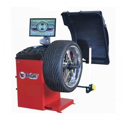 Балансировочный станок (вес колеса 70кг) CB75P BRIGHT