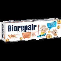 BioRepair Детская зубная паста BioRepair Веселый мышенок, персик (50 мл)