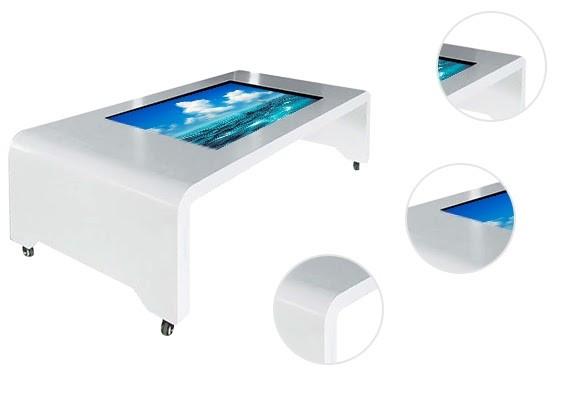 Интерактивный стол для детей INTBOARD STYLE