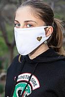 Многоразовая женская маска 3 (75) Код товара: 5556396