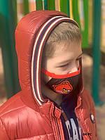 Детская защитная маска на мальчика 04 РС Код товара: 5578280