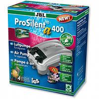 Компрессор JBL ProSilent a400 для пресноводных и морских аквариумов 200-600 л