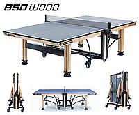 Теннисный стол Cornilleau 850 Wood Competition ITTF (для помещений), фото 1
