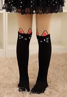 Дитячі капронові колготки-панчішки Кіт