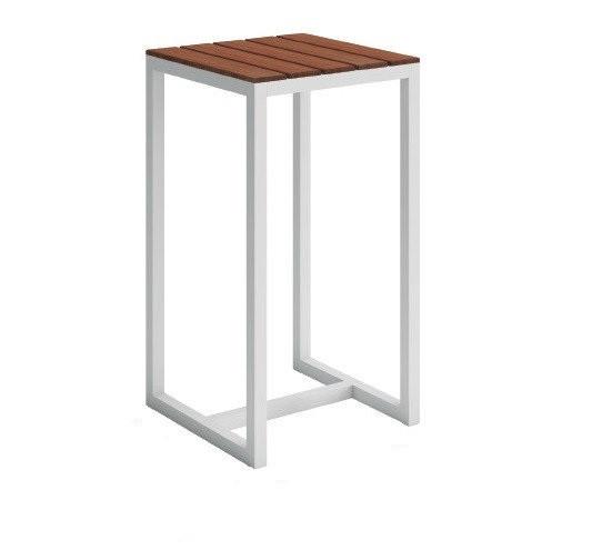 Стол барный в стиле Лофт 1000х600х600