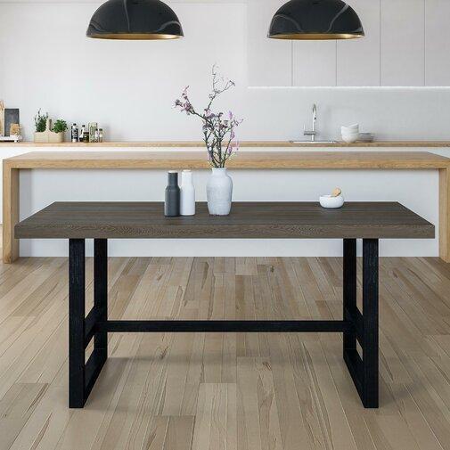 Стол обеденный в стиле Лофт 1500х600х750