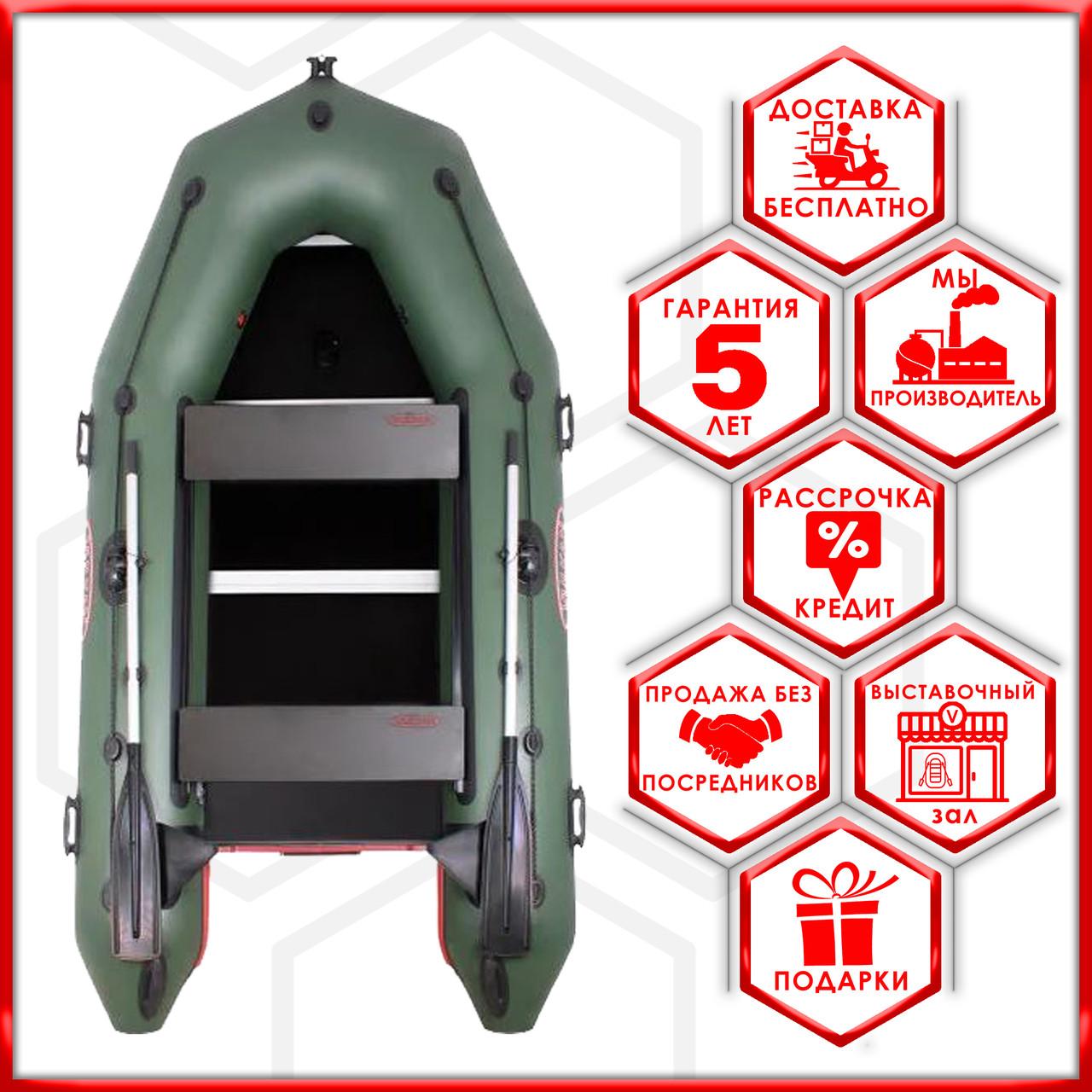 Лодка с надувным килем Вулкан VMK330