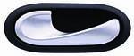 Ручка левой двери внутренняя Mercedes Citan Мерседес Ситан Серая 8200028487 8200491985 8200310579 8200174075