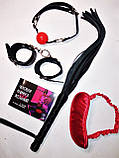 Подарочный интимный VIP - БДСМ набор для пар от ROYAL PLAY, фото 2