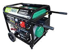 Бензиновый генератор Iron Angel EG 8000E3/1 (8 кВт, 1/3 фазы, ел. стартер)