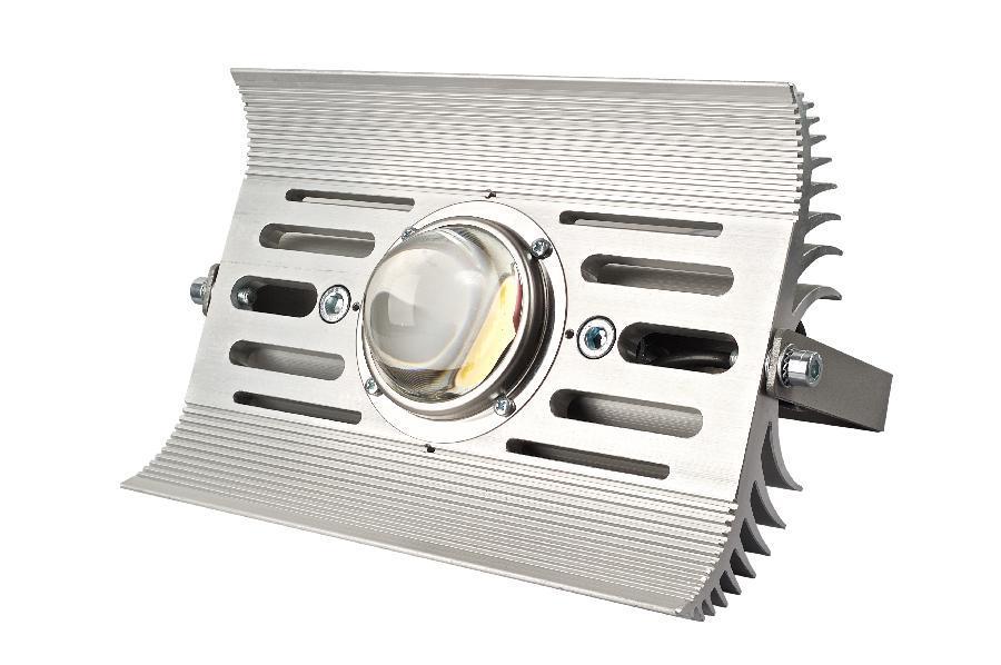 Светильник светодиодный универсальный ЕВРОСВЕТ MASTER PRO 80Вт 11200Лм IP65