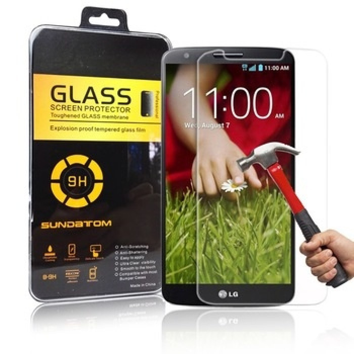 9H Tempered Glass Защитное стекло для  LG G2