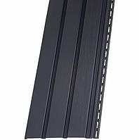ОПТ - Софит RAINWAY (0,9 м2) сплошной графит