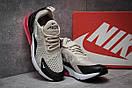 Кроссовки мужские 14536, Nike Air 270, серые, [ 41 ] р. 41-25,4см., фото 3