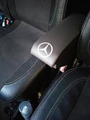 Подлокотник Mercedes Спринтер Cdi (1+2) с вышивкой