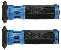 Рукоятки руля ProGrip 728 22/25 мм черно синие, фото 1