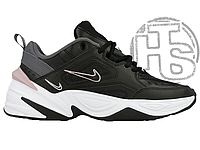 Женские кроссовки Nike M2K Tekno Black/Plum Chalk/Grey AO3108-011