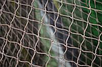 Капроновая узловая дель ячейка 55 мм. нитка 187 tex*6 (1,8 мм) ширина 130 ячеек, фото 1