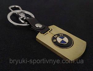 Брелок BMW позолоченный, фото 2
