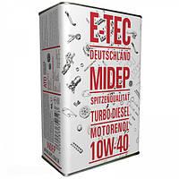 Моторное масло E-TEC (metal) 10W40 ATD 4л
