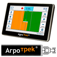 GPS Агро навигатор для трактора (курсоуказатель) AgroTrek SL-7