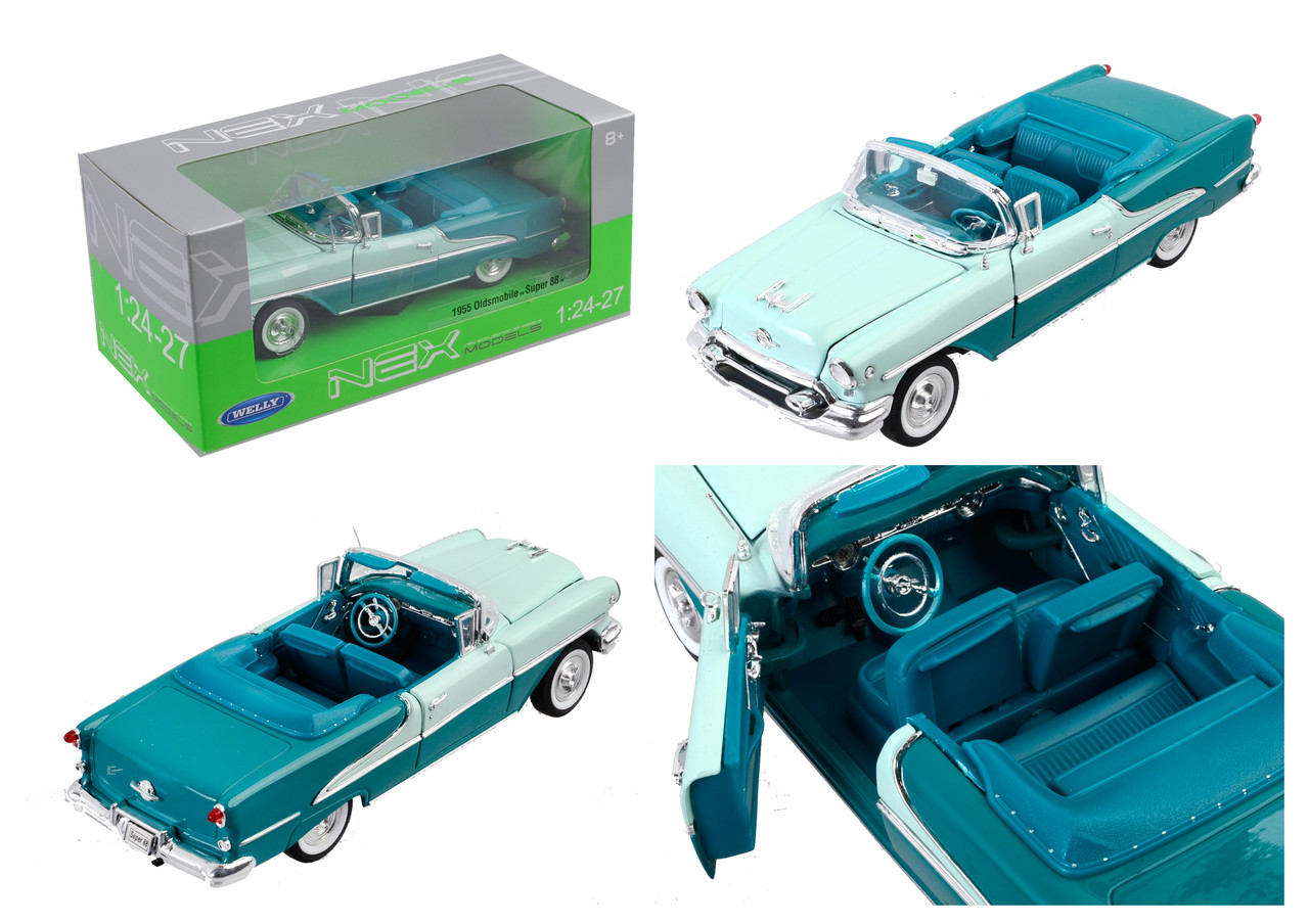 Welly. Машина метал. Olds Mobile 1:24  22432W