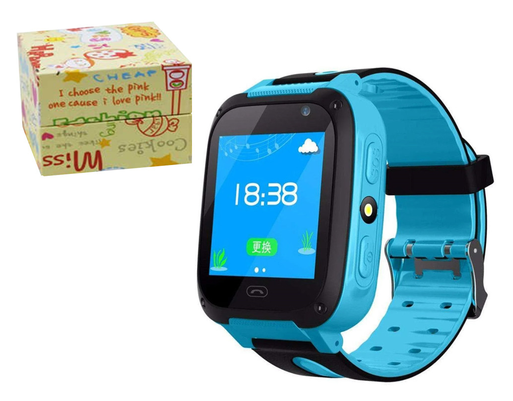 Умные детские GPS часы Smart F2