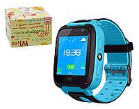 Умные детские GPS часы Smart F2, фото 1