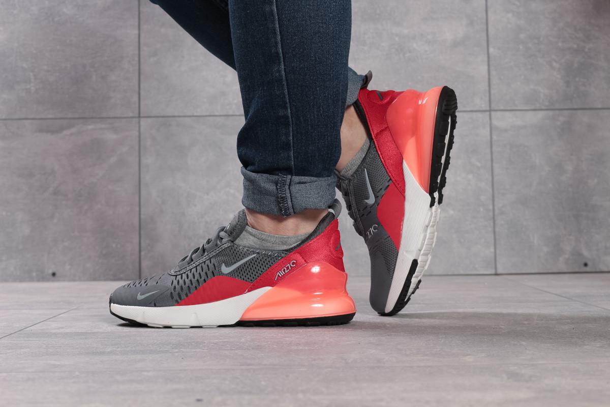 Кроссовки женские 16051, Nike Air 270, темно-серые, [ 36 ] р. 36-23,0см.
