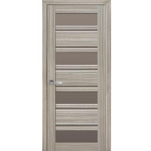 Дверное полотно Венеция С2 стекло BR (бронза) жемчуг магика
