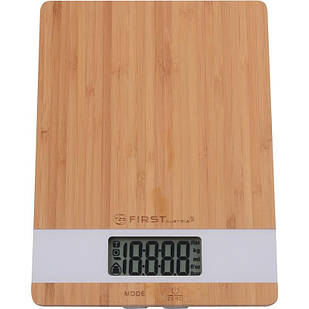 Весы кухонные First FA-6410