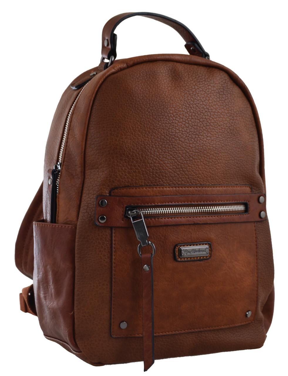 Рюкзак жіночий YES YW-14, рудий