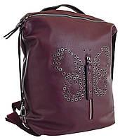 Рюкзак жіночий YES YW-17,  червоний