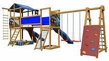 Детская площадка SportBaby синяя горка / Детские площадки, фото 3
