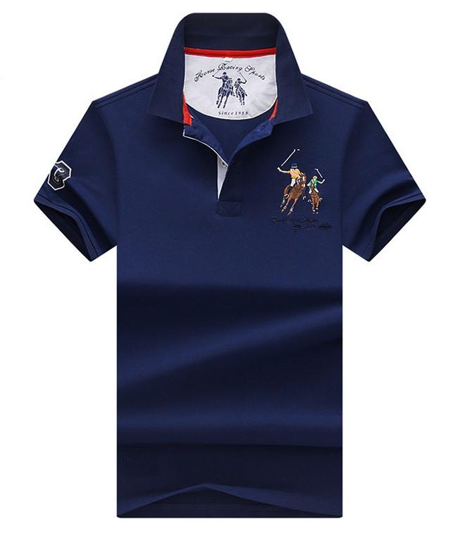Horse Racing Polo original мужская футболка поло чоловіча