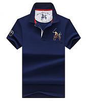В стиле Ralph Lauren Polo мужская футболка поло ральф лорен