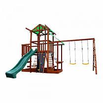 Игровой комплекс для дачи SportBaby / Детские площадки, фото 2