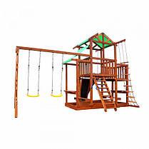 Игровой комплекс для дачи SportBaby / Детские площадки, фото 3