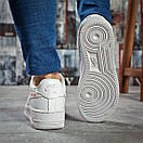 Кроссовки женские 15801, Nike Air, белые, [ 37 ] р. 37-23,4см., фото 3