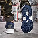 Кроссовки мужские 15933, Adidas Yung 1, темно-синие, [ 45 ] р. 45-29,5см., фото 3