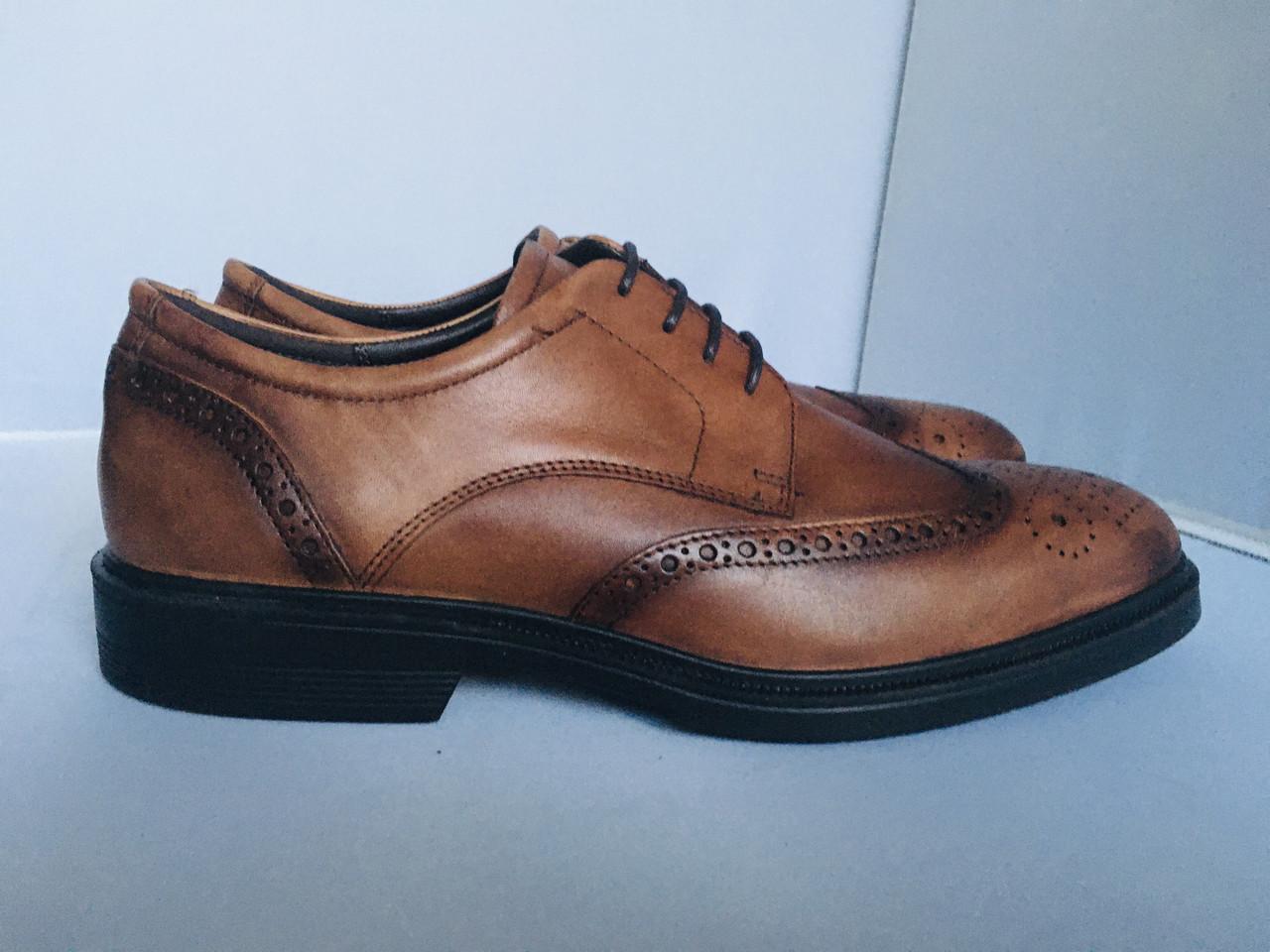 Мужские туфли Ecco Lisbon, 44 размер