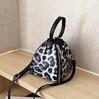 Женская кожаная сумка. Модель 440, фото 3