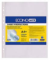 """Файл  А4 """"Economix"""" Premium 40мкм 100шт E31107"""