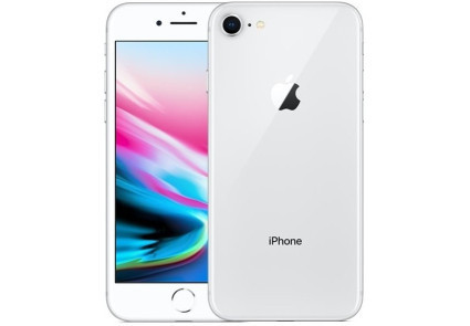Apple iPhone 8 128GB Silver New