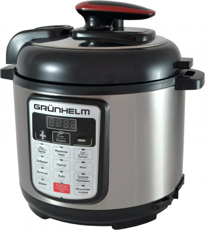 Мультиварка-скороварка Grunhelm MРC-15B